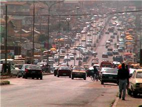 Downtown Akure