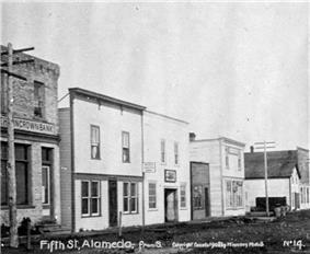 Fifth Street in 1908