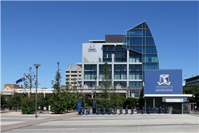 Alan Gilbert Building, University of Melbourne.jpg