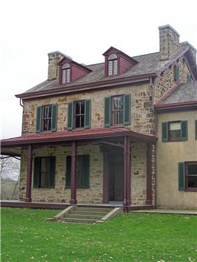 Albert Gallatin House; Friendship Hill National Historic Site