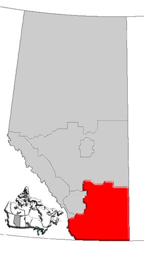 Alberta Regions