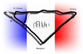 Circuit d'Albi