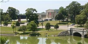 Delaware Park-Front Park System