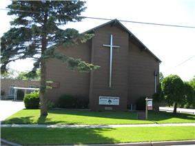 The Alderwood United Church