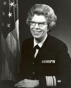 RADM Alene B. Duerk, Nurse Corps, USN