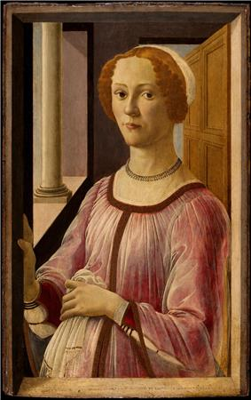 Alessandro Botticelli Portrait of a Lady (Smeralda Brandini.jpg