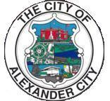 Official seal of Alexander City