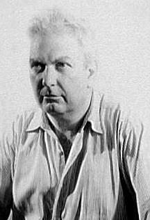 Alexander Calder, by Carl Van Vechten, 1947