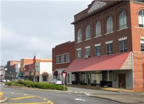 Alexander City Commercial Historic District