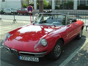 First generation Alfa Romeo