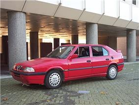 Alfa Romeo 33 1.7S facelift