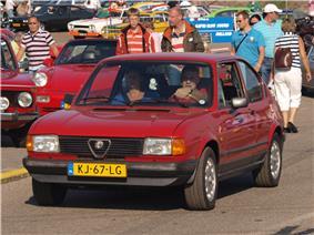 Alfa Romeo Alfasud 1.3 3door