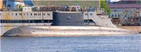 Improved Kilo class submarine