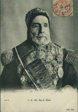 Ali III ibn al-Husayn of Tunis
