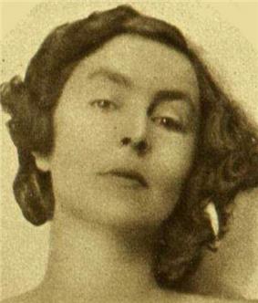 head shot of a woman facing the camera