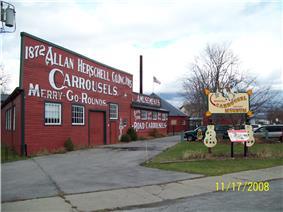 Herschell Carrousel Factory