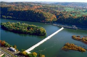 Allegheny River Lock and Dam No. 3