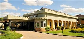 The Almond Resort in Garissa.