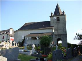 The Church at Alos