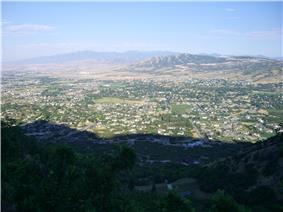 Overlooking Alpine
