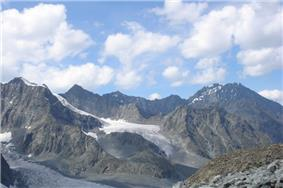 Peaks and passes named after the Roerichs in the Altai