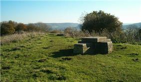 Viewpoint on Walton Hill