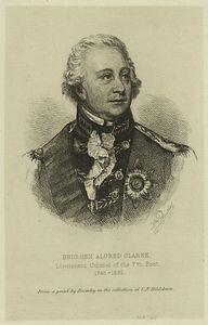 Alured Clarke