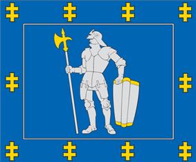 Flag of Alytus County
