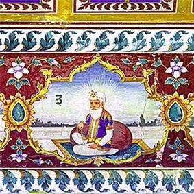 Guru Amar Das - Goindwal