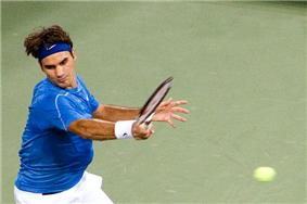 Roger Federer won twelve titles in 2006 including three Grand Slam tournaments. He was ranked no. 1 continuously throughout the year and was voted Player of the Year.