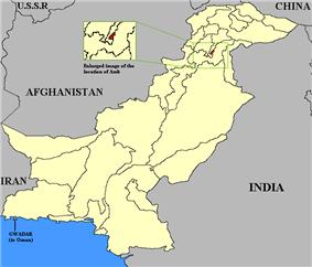 Location of Amb