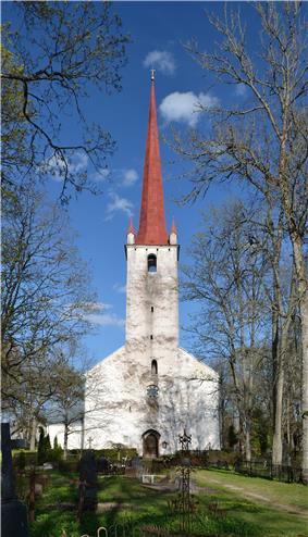 Ambla church