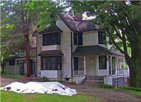 Amelia Barr House