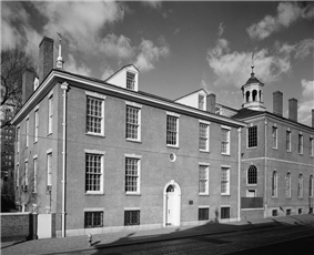American Philosophical Society Hall