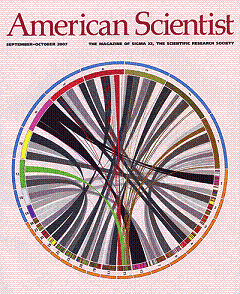 American Scientist cover