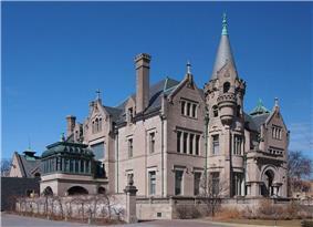 Swan Turnblad House