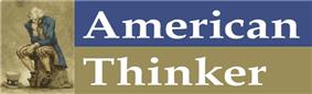 American Thinker logo.