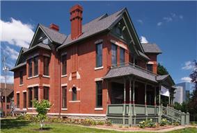 Amos B. Coe House