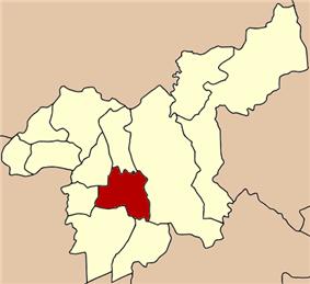 Location in Saraburi Province