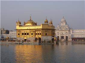 Sri Harimandir Sahib (Golden Temple), Amritsar