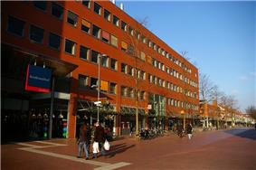 Amstelveen city centre