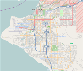 ANC is located in Anchorage