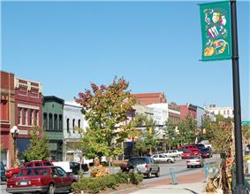 Downtown Anderson