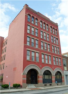 H. C. Cohen Company Building-Andrews Building