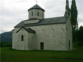 Church in Andrijevica