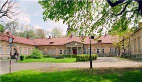 Manor in Andrychów