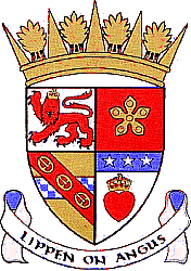 Coat of arms of AngusAonghas