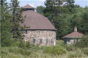 Annala Round Barn