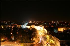 Ansamblul 'Piata Traian, centrul vechi al orasului Braila..jpg