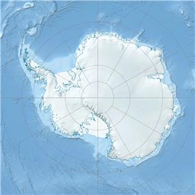 Location within Antarctica